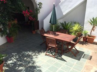 Roomy cottage with sunny courtyard - San Juan de la Rambla vacation rentals