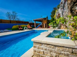 SPACIOUS AND FAMILY-FRIENDLY VILLA - Nova Vas vacation rentals