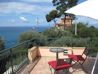 mansarda con bellissima vista mare &  piscina - Recco vacation rentals