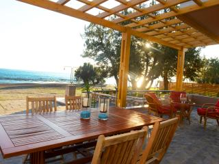 Beachfront,Villa Perla, near Lindos, Pefkos - Haraki vacation rentals