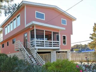 Close to the beach, 4 bedroom ocean view home with large deck and parking! - Bethany Beach vacation rentals