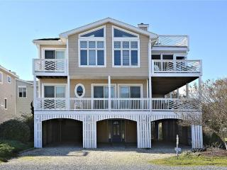 Large 6 bedroom home with great views - 1/8 block to the ocean! - Bethany Beach vacation rentals