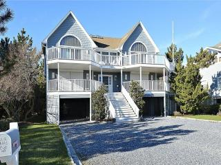 Beautiful 5 bedroom beach house with porch and hot tub! - Cedar Neck vacation rentals