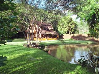 Wonderful house in the green with pond - Araras vacation rentals