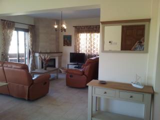 Villa in Kallepia Nr. Tsada, Paphos, Cyprus - Kallepia vacation rentals