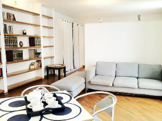 Noble central mansion w/terrace M2 green metro - Milan vacation rentals