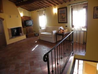 medioeval appartment in the historical center - Asciano vacation rentals