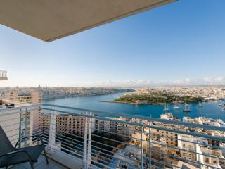 The Ultimate Luxury in Tigne Sliema, Amazing Views - Sliema vacation rentals
