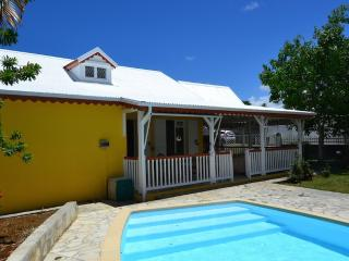 PERFECT GETAWAY POOL VILLA FOR FAMILIES / COUPLES - Lamentin vacation rentals