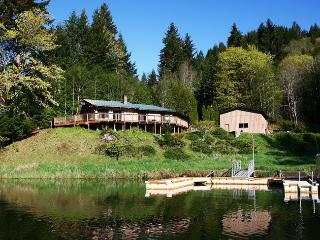 Waterfront Vacation Home on Loon Lake - Reedsport vacation rentals