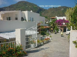 Lipari island: Villa Sea Rose two room apartment - Aeolian Islands vacation rentals