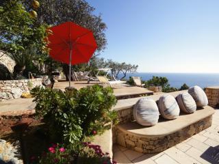 Trulli Villa with Rare Sea View Marina Serra - Marina Serra vacation rentals