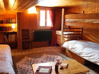 Le Madrier-Chambre 1 - Les Diablerets vacation rentals