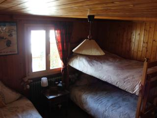 Cozy 1 bedroom Chalet in Les Diablerets - Les Diablerets vacation rentals