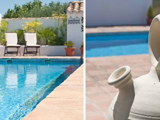Boutique B&B with cool pool & stunning views - Villanueva del Rosario vacation rentals