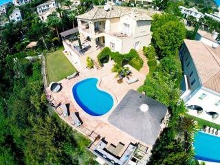 6 bedroom Los Arqueros Villa with private pool - Benahavis vacation rentals