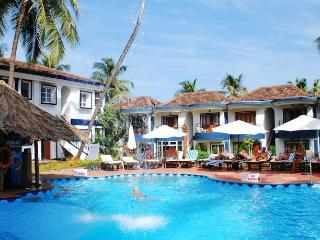 Sunny beachside resort apartment ,Candolim,Gr. - Goa vacation rentals