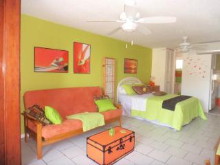OCEANFRONT STUDIO IN CONDADO - Sleeps up to 4 - San Juan vacation rentals