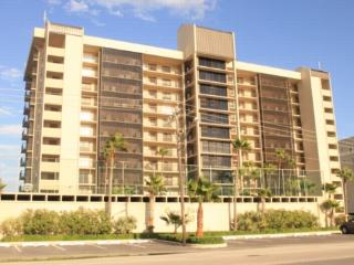 Ocean Vista 607  Beachfront corner,  huge balcony - South Padre Island vacation rentals