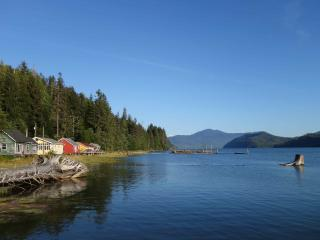Cassiar Cannery ~ where history and nature meet~ - Prince Rupert vacation rentals