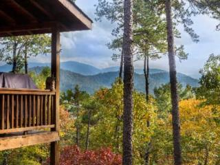 2 bedroom Cabin with Deck in Blue Ridge - Blue Ridge vacation rentals