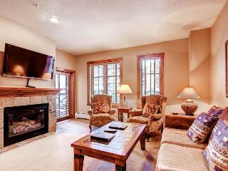Invitingly Furnished Breckenridge 1 Bedroom Walk to lift - M1207 - Breckenridge vacation rentals