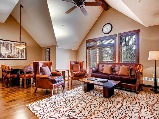 Elegant Breckenridge 3 Bedroom Walk to lift - WE404 - Breckenridge vacation rentals