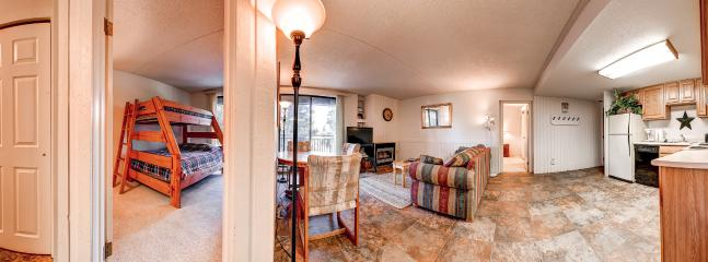 Perfectly Priced  2 Bedroom  - 1243-47781 - Image 1 - Breckenridge - rentals