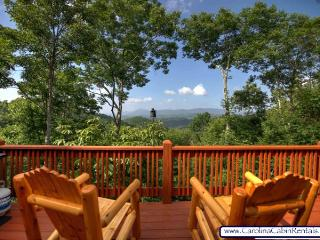 Valle Crucis Overlook - Valle Crucis vacation rentals