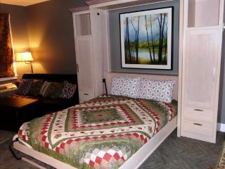 Bella Paradiso Condo 14 - Queen Studio with Kitchenette - Walk to Downtown - Eureka Springs vacation rentals
