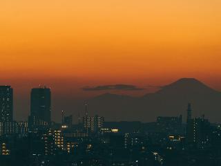 Mt Fuji view - mySuites STUDIO at Tokyo Kamata (#1204) - Ota vacation rentals