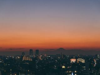 Mt Fuji view Studio 2-pax ~ mySuites Tokyo Kamata (#1204) - Ota vacation rentals
