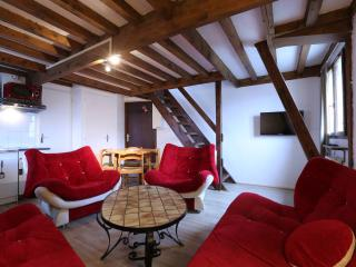 Cozy 2 bedroom Apartment in Mont-de-Lans with Central Heating - Mont-de-Lans vacation rentals