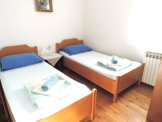 BLUE apartment 3, balcony, wifi, 2BR 1BA - Kampor vacation rentals