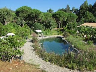 Studio Superior 3* for 2 in a villa at Grimaud - Grimaud vacation rentals