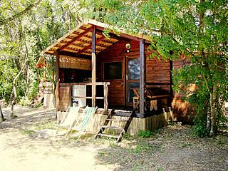 Bungalows on 10 acres of Corsican nature - Corsica vacation rentals