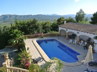 Exceptional family villa with stunning views - Javea vacation rentals