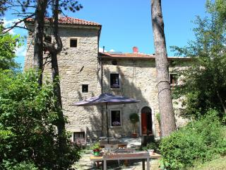 La Casa-torre, apartment in the forest, 2-3 guests - Casola Valsenio vacation rentals