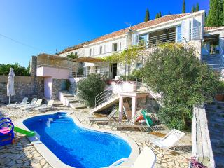 Beautiful villa with pool and a sea view Dubrovnik - Dubrovnik vacation rentals