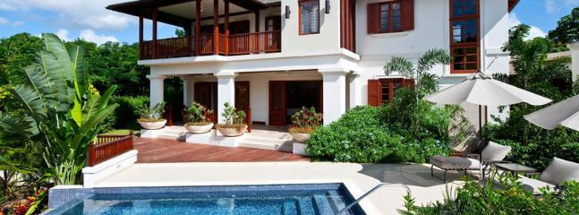 SPECIAL OFFER: Barbados Villa 14 Built With A Flowing Open Plan Design, Each Room Leads On To Another And Each Offers A Glimpse Of The Breathtaking View. - Image 1 - Sandy Lane - rentals