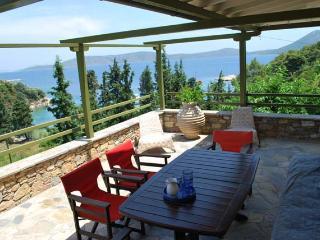 Greek Villa Rental on Alonissos - Villa Agios Petros - Steni Vala vacation rentals