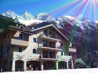 Town Center near Bars, Shops and Restaurants, La Ginabelle Apartment Chamonix :) - Chamonix vacation rentals