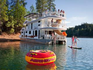 Jones Valley Resort Houseboat Rentals Shasta Lake - Lakehead vacation rentals