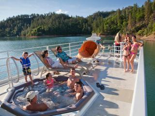 Jones Valley Resort Houseboat Rentals Shasta Lake - Redding vacation rentals