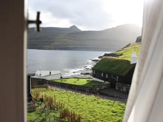 Faroe Islands Cottage by the Ocean - Funningur vacation rentals
