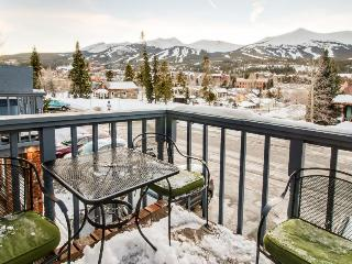 Beautiful condo w/ private hot tub - short walk to Breckenridge gondola - Breckenridge vacation rentals