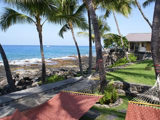 Oceanfront Kona Home-Private-Beach &Ocean Access- - Kailua-Kona vacation rentals