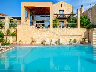 Alkyoni - Apokoron Luxury Villas - Sleeps 10 - Gavalochori vacation rentals