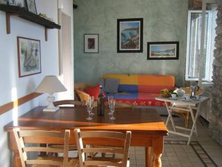 lovely sea view and balcony, kitchen - Cinque Terre vacation rentals