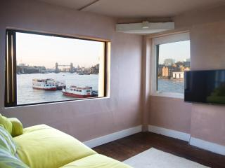 The Old Dock House (Riverside Penthouse Loft) - London vacation rentals